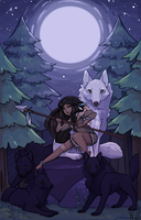 She Wolf by CitrusFoam