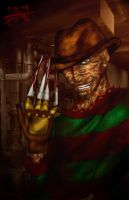 Freddy_ Art Jam by TyrineCarver