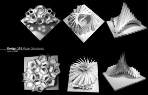 paper structures by amlam