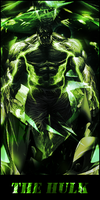 The Hulk by ChronicGraphics
