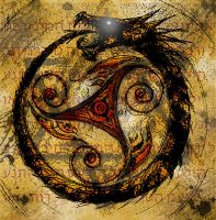 Mark of the Ouroboros by Don-Pachi
