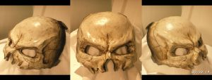 Death Eater Skull Mask by Uratz-Studios