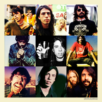 David E. Grohl by 3Demma-lee