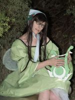 Pepper A Little Snow Fairy Sug by Nerine-ayalaure
