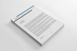 Corporate Letterhead vol.1 by nazdrag