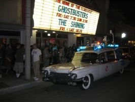 Ecto at the movies by LordMalad