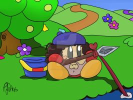 Waddle Dee Sexbang by GingerLeighPaints