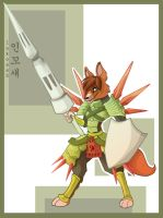 Geared up for MH killin' by HappyWulf