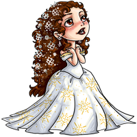 Christine Daae by HarlequinLoki