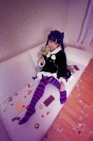 Stocking Anarchy . So sweet and pure by kazenary