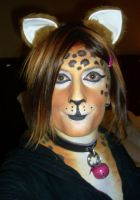 Tober leopard bodypaint from FAU:5 by toberkitty