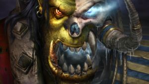 Warcraft3 Undead Undead Orc Wallpaper by slimebuck