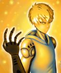 GENOS from One-Punch Man by AbyVanEnvurio