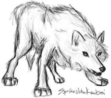 Wolf by Doodleholic