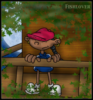 Numbuh Five's Choice by Fishlover