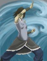 Legend of Korra by river-bird