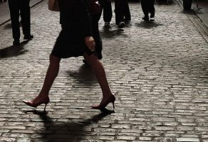 Heels in London by Luca-De-Bellis