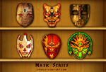 Mask  Seire by jjfwh