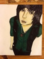 Andy (finished) by b3oe