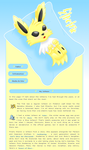 Jolteon 10 by MikariStar