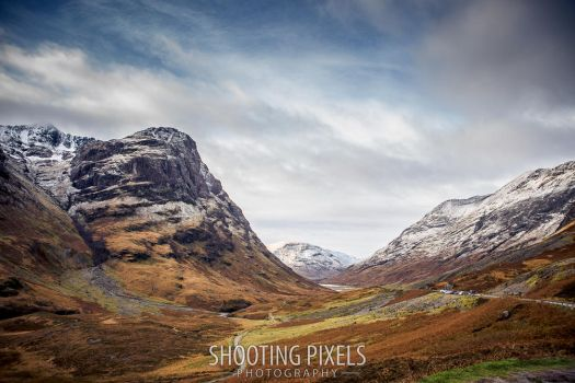 The Road to Glencoe by ShootingPixels