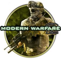 COD Modern Warfare 2 Dock Icon by Crystal-Rei-M
