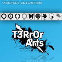 Vector Brushes by Wolfoe