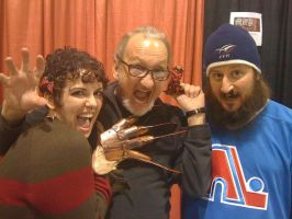 ME AND ROBERT ENGLUND by Tat2ood-Monster