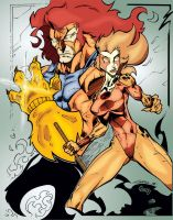 Thundercats2 by MarcBourcier