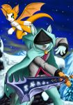 An Elysian Tail by Blizzmaster