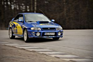 Impreza GC8 by redsunph