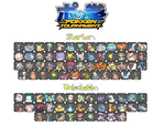 Pokken Tournament Roster Predictions by Gregster101
