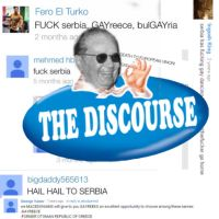 The Discourse. Yugolslav Style.  by RedAmerican1945