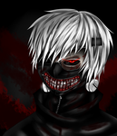 Tokyo Ghoul by ZombieRay10