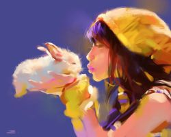 Copy from widjitas BunnyLover by zhuzhu