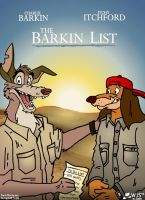 The Barkin List by wolfjedisamuel