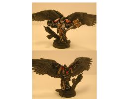 Winged Chaplain by cbomb13