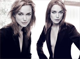 Keira Knightley by fakepassion