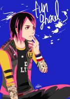 fun ghoul by vachuu