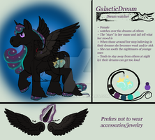 GalacticDream Reff by foxdeamon