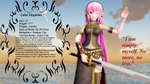 Time After Time: Luka Megurine by MadNimrod