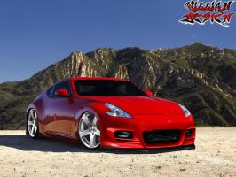 Nissan 370Z by willianDesign
