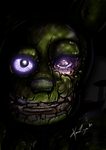 FNAF Springtrap by MaximumImpulse