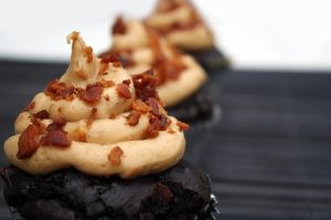 Bacon Cupcakes 4 by laurenjacob