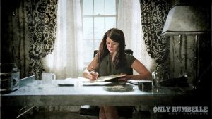 Belle is a new mayor of Storybrooke by RumbelleFairytale