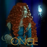 Merida (Once Upon A Time) by AnnettaSassi