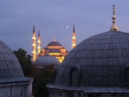 Sultanahmet-Blue mosque by An-al