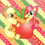 Apples to the core by FanGirlDSQ