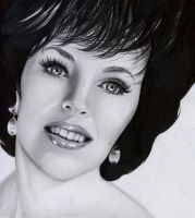 Wanda Jackson by tainted-orchid