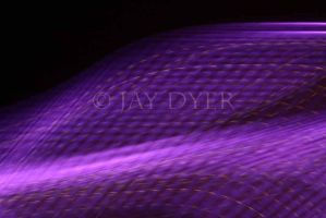 7225 Purple Hill by JayDyerLightArt